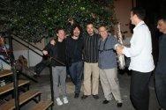 Fara Music 2008, with John Arnold, Greg Burk, George Garzone