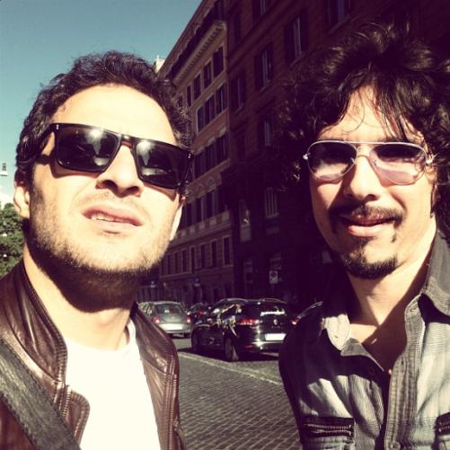 After a Jazz Tour with Claudio Santamaria Quintet