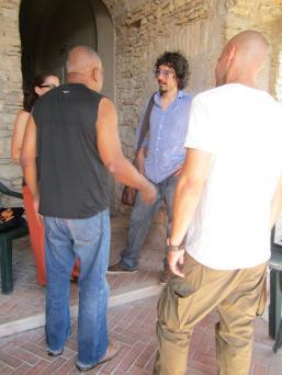 Fara Music 2012, with Billy Hart