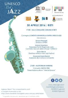 International Jazz Day 2016
