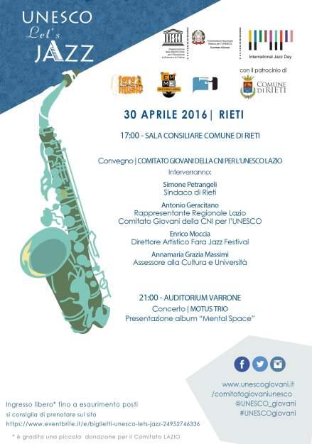 International Jazz Day 2016