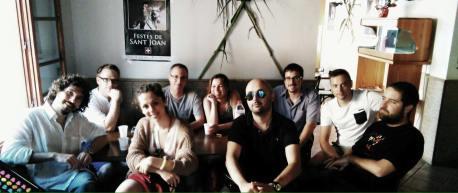Minorca 2015, with Conservatory teachers