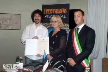 Estonian Embassy with the Ambassador Merike Kokajev and Tony La Torre