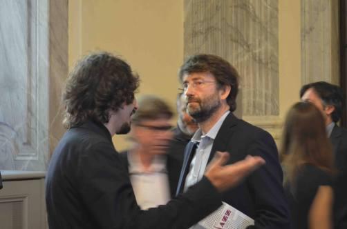 Mibact, with Minister Dario Franceschini