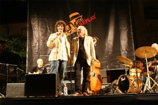 Fara Music Festival 2009, with Enrico Rava