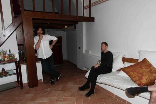 @Fara Music Festival 2011 with Bill Stewart