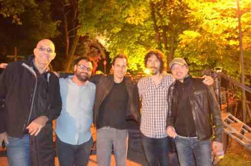 Fara Music Festival 2014, with Fabio Zeppetella, Colin Stranahan, Jonathan Kreisberg, Dario Deidda