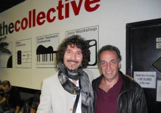 @Collective School of Music, New York, with Kim Plainfield