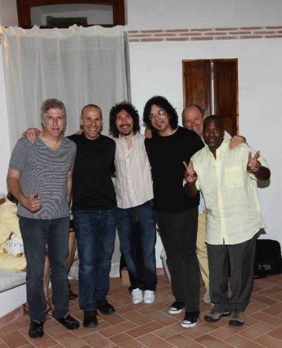 Fara Music 2009, with Yellow Jackets and Maurizio Moretti