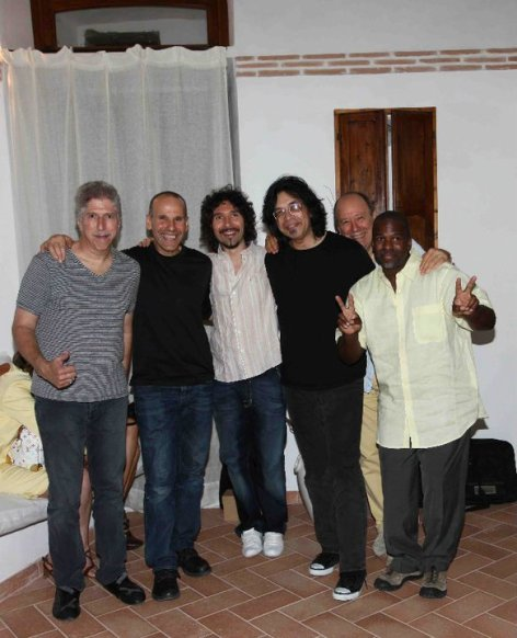 Fara Music 2009, with Yellow Jackets and Maurizio Moretti